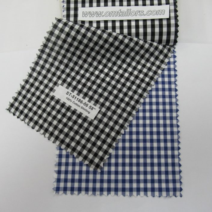 Made to Measure Shirt Fabric